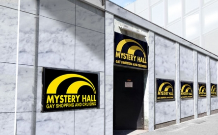 Mystery Hall © MH