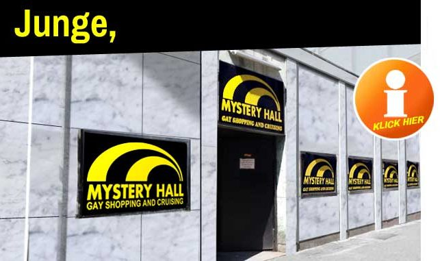 EarlyHall Mystery Hall