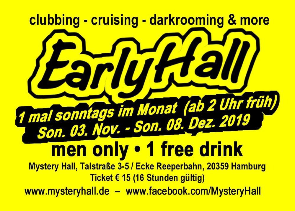 mystery hall hamburg